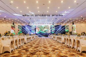 Khám phá trung tâm hội nghị - yến tiệc lớn nhất Việt Nam