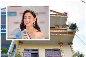 Nhà 3 tầng giản dị tới khó tin của Hoa hậu Lương Thùy Linh vừa đăng quang