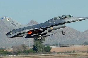 Đài Loan, Mỹ tìm địa điểm mới cho chương trình huấn luyện F-16