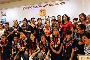 Hà Nội đăng cai Olympic toán học và khoa học quốc tế lần thứ 16