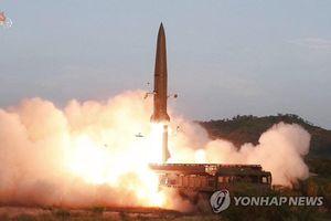 Triều Tiên phô diễn sức mạnh bằng tên lửa, dọa tìm kiếm 'con đường mới'