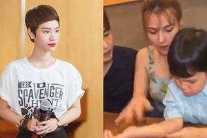 Trà My Idol tuyên bố hủy kết bạn với Thu Thủy, lên án loại mẹ không biết bảo vệ con