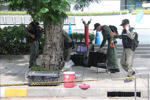 Nổ bom ở Bangkok, Thái Lan: Đã xác định các nghi can