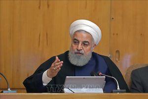 Tổng thống Iran nêu điều kiện đối thoại với Mỹ