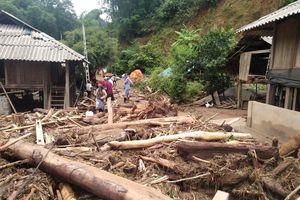 Thiệt hại sau bão số 3: 10 người chết, 11 người vẫn đang mất tích
