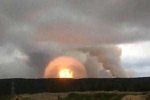 Kho đạn pháo quân sự Nga chứa 40.000 quả phát nổ, 11.000 người di tản gấp