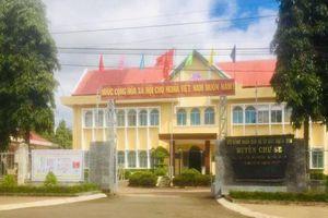 Gia Lai: Khởi tố chánh văn phòng ủy ban huyện, chủ tịch xã vì sai phạm