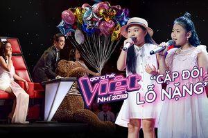 Dương Khắc Linh - Phạm Quỳnh Anh: Team 'nhà giàu' bị lỗ nặng tại The Voice Kids 2019