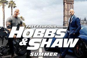 'Fast & Furious Presents: Hobbs & Shaw': Chỉ cần tốc độ, nguy hiểm và hài hước - Thế là đủ