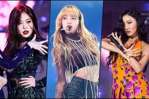 Dù không phải center, 5 idol nữ này vẫn 'nổi bần bật' nhờ thần thái sân khấu đỉnh cao