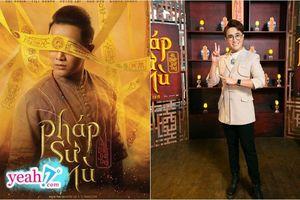 Sau thành công của 'Ai chết giơ tay', Huỳnh Lập tiếp tục đưa chuyện tâm linh lên màn ảnh rộng với 'Pháp sư mù'