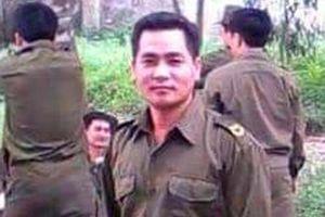 Thanh Hóa: Truy tặng Bằng khen cho Trưởng Công an xã Nhi Sơn hy sinh khi giúp dân chống lũ
