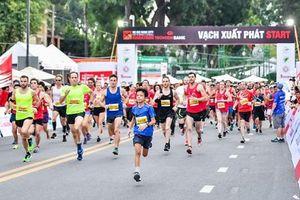 Hơn 9.000 vận động viên tham gia Cuộc thi Marathon Quốc tế Đà Nẵng 2019