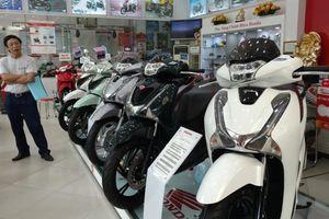 Việt Nam tiếp tục đứng thứ 4 thế giới về tiêu thụ xe máy