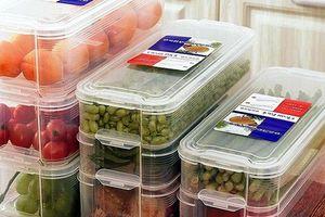Hàn Quốc cấm nhập hộp đựng thực phẩm bằng nhựa dẻo tái chế