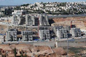 Israel xây dựng 2.300 đơn vị nhà định cư mới ở Bờ Tây