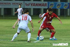 HLV Park Hang Seo thay đổi kế hoạch, U23 Việt Nam hủy trận đá tập