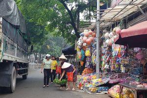Tại phường Đại Mỗ (quận Nam Từ Liêm): Tái diễn vi phạm trật tự đô thị