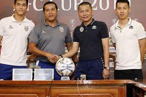 Chung kết lượt về AFC Cup 2019: Cùng chung khát vọng chiến thắng
