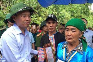 Đề nghị công nhận liệt sĩ cho anh Thao Văn Súa