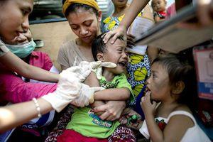 600 người chết, Philippines tuyên bố đại dịch quốc gia sốt xuất huyết