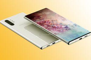 Đây là chân dung Galaxy Note10 theo tin đồn