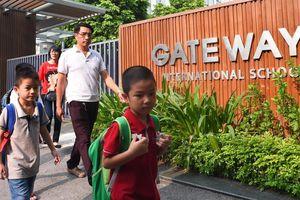 Một ngày sau sự việc đáng tiếc ở trường Gateway