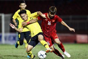 Highlights U18 Việt Nam 1-0 U18 Malaysia