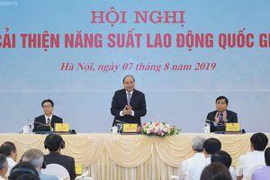 Thủ tướng chủ trì Hội nghị cải thiện năng suất lao động quốc gia