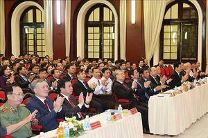 Bồi dưỡng cán bộ quy hoạch cấp chiến lược của Đảng