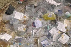 Giảm thiểu sử dụng chất thải nhựa trong ngành y tế