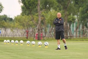 U22 Việt Nam 'tập trận' với đội bóng từng dự AFC Champions League