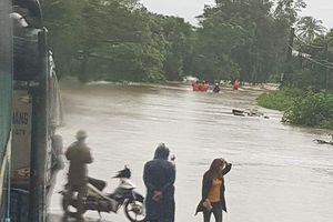 Đắk Lắk: Mưa lớn kéo dài, nhiều vùng phải di dời dân khẩn cấp