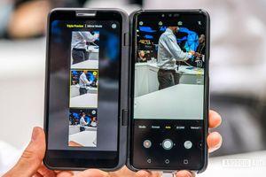 LG hé lộ smartphone 3 màn hình gập ở IFA 2019, liệu có phải V60 ThinQ?