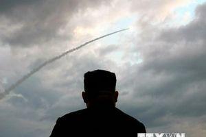 Nhà lãnh đạo Kim Jong-un bình luận về vụ phóng tên lửa của Triều Tiên