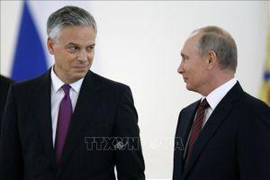 Bộ Ngoại giao Nga nhận định về thông báo từ chức của Đại sứ Mỹ