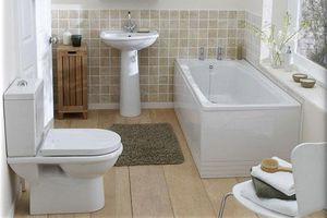 Xây nhà vệ sinh kiểu này khiến cho gia chủ nghèo mạt vận làm mãi vẫn khổ