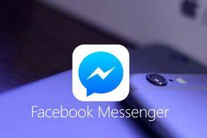 Tin buồn cho người dùng Facebook Messenger trên iPhone
