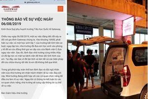 Thông báo của trường Gateway về học sinh tử vong trên ô tô vì bị bỏ quên gây phẫn nộ