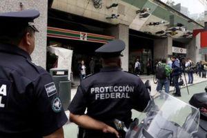 Xưởng đúc tiền vàng Mexico bị cướp hơn 2 triệu USD