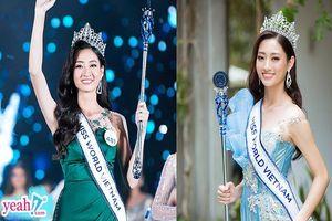 Tân Hoa hậu Lương Thùy Linh lần đầu trải lòng sau đêm đăng quang: 'Linh đã từng là cô gái rụt rè, tự ti'
