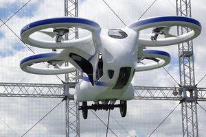 Xe bay không người lái sắp được Nhật Bản sản xuất hàng loạt