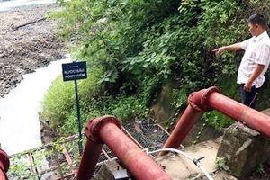 Thủy điện nắn dòng chảy, hàng trăm hécta lúa nguy cơ bị khô hạn