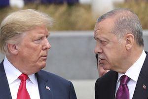Quốc hội Mỹ 'ép' Tổng thống Trump trừng phạt Thổ Nhĩ Kỳ vì S-400