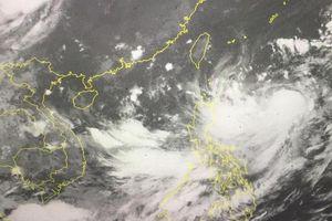 Áp thấp nhiệt đới sẽ gây gió mạnh, sóng lớn trên biển