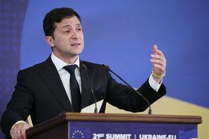 Tổng thống Ukraine kêu gọi họp bộ tứ Normandy