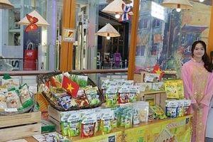 Bún, phở, gia vị, đồ ăn nhẹ Việt Nam được chọn để chinh phục người tiêu dùng Thái