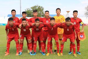 Thua ngược U15 Malaysia, U15 Việt Nam dừng bước ở bán kết U15 Đông Nam Á