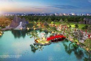 Vườn Nhật quy mô hơn 6ha: Nghệ thuật cân bằng cuộc sống tại Vinhomes Smart City