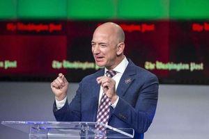 Jeff Bezos tiếp tục xả cổ phiếu Amazon, thu gần 3 tỷ USD tiền mặt